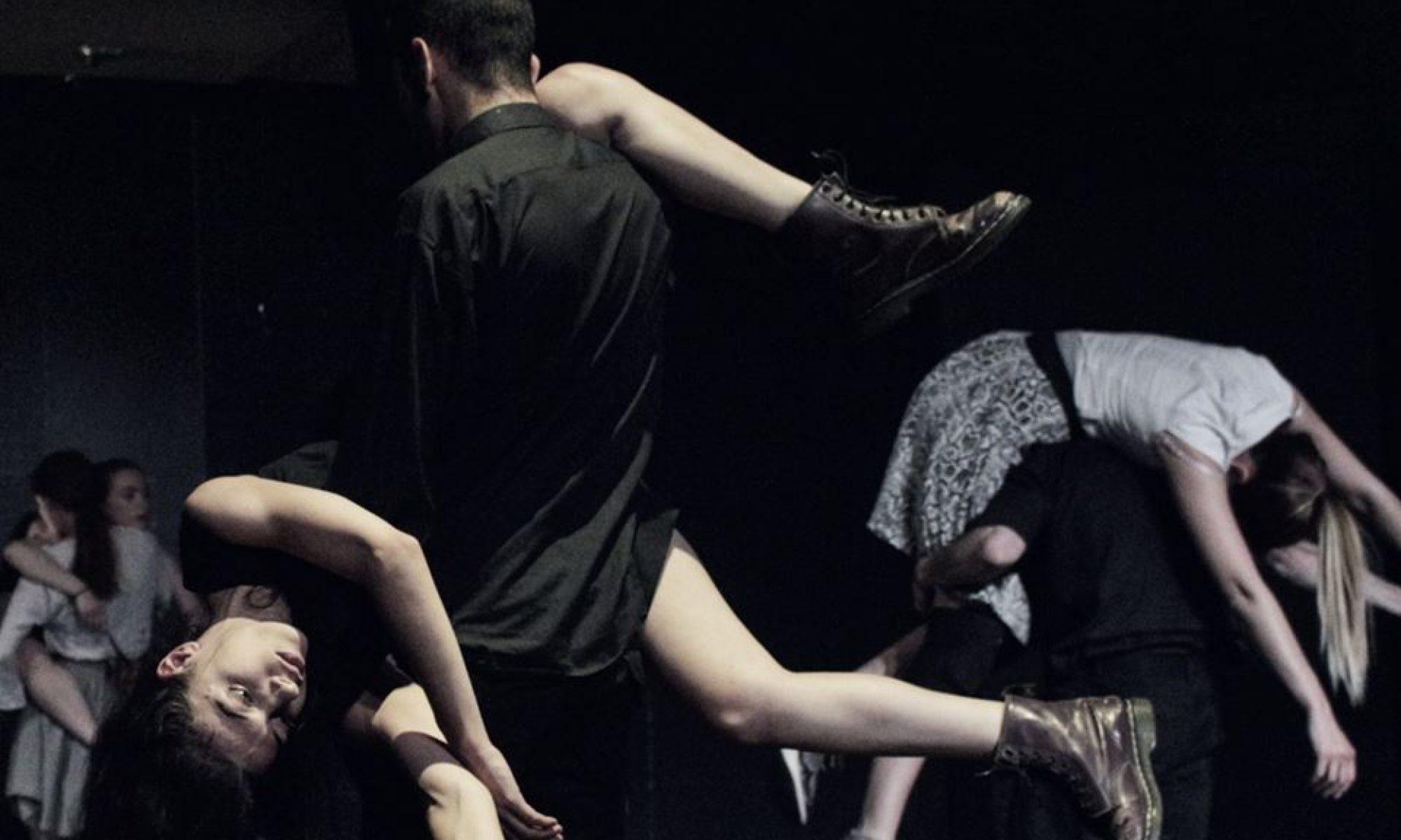 """Ανώτερη Σχολή Δραματικής Τέχνης Δήμου Αγίας Βαρβάρας """"Ιάκωβος Καμπανέλλης"""""""
